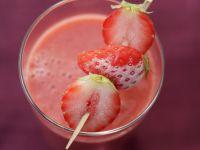 Strawberry-Banana Shakes recipe
