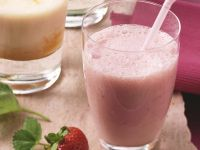 Strawberry Drink recipe