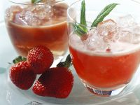 Strawberry Drinks recipe
