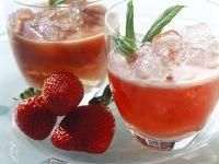 Strawberry Drinks recipe