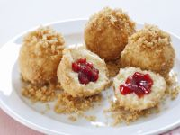 Sweet Soft Cheese Balls recipe
