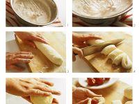 Strawberry Dumplings with Quark recipe