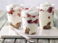 Strawberry-Espresso Parfait recipe