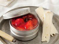 Strawberry Jam with Rhubarb recipe