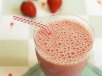 Strawberry Kefir Shake recipe