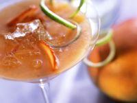 Strawberry Mango Drink recipe