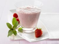Strawberry Milk recipe