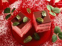 Strawberry Parfait Cube recipe