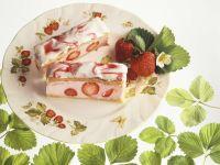 Strawberry Puff-Pastry Terrine recipe