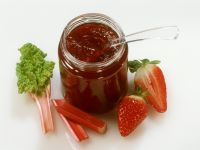 Strawberry-Rhubarb Jam recipe
