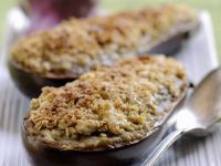 Stuffed Aubergines recipe