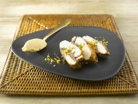 Stuffed Chicken with Citrus Mousse recipe