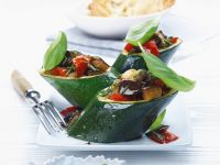 Stuffed Courgettes recipe