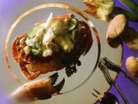Stuffed Crabs recipe