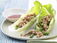 Stuffed Lettuce Leaves recipe