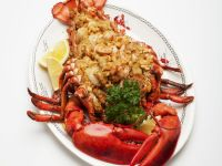 Stuffed Lobster recipe
