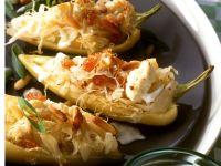 Stuffed Peppers with Sauerkraut recipe