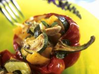 Stuffed Peppers with Vegetables recipe
