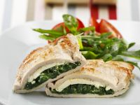 Stuffed Pork Escalopes recipe