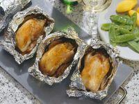 Stuffed Quails with Potatoes recipe