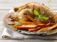 Stuffed Roast Chicken recipe