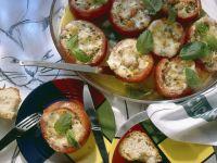 Stuffed Tomatoes with Mozzarella recipe
