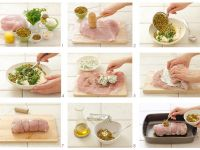 Stuffed and Rolled Poultry recipe
