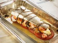 Stuffed White Fish Bake recipe