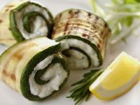 Stuffed Zucchini Rolls recipe