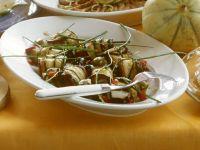 Stuffed Zucchini Rolls recipe