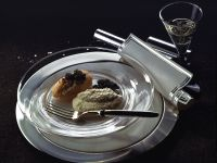 Sturgeon and Salmon Mousse with Caviar recipe
