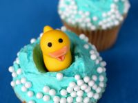 Sugar Duckling Muffins recipe