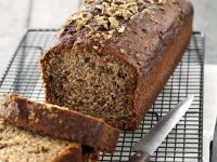 Sugar-free Banana Nut Bread recipe