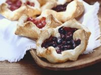 Sugar Free Berry Tarts recipe