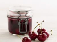 Sugar-free Cherry Confiture recipe