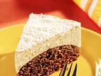 Sugar-free Chocolate and Coconut Delice recipe