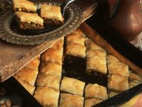 Sugar-free Cinnamon Nut Baklava recipe