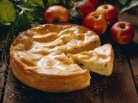 Sugar Free Cinnamon Spiced Apple Pie recipe