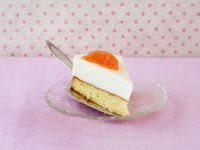Sugar-free Citrus Cheesecake recipe