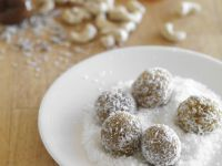 Diabetic-friendly Coconut Petit Fours recipe