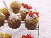 Sugar Free Redcurrant Muffins recipe