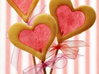 Sugar Pan Hearts recipe
