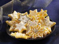 Sugar Star Biscuits recipe