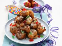 Sultana Zeppole recipe