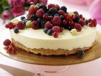 Summer Berry Ice Cream Gateau recipe