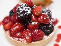 Summer Berry Tartlets recipe