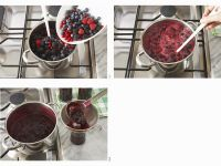Summer Fruit Conserve recipe