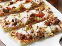 Supreme Pizza Slices recipe