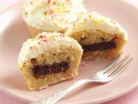 Surprise Centre Coconut Muffins recipe