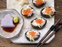 Sushi Boats recipe